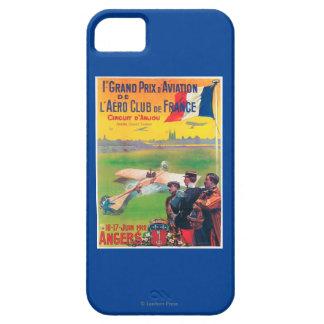 Primera aviación Grand Prix iPhone 5 Carcasas