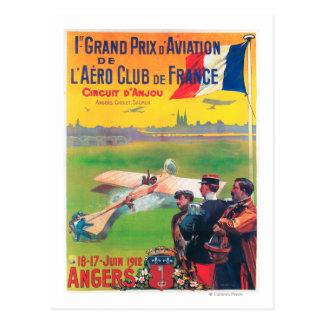 Primera aviación Grand Prix Postal