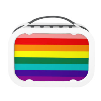 Primera bandera del orgullo del arco iris