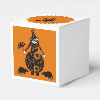 Primera caja del favor de Halloween del bebé Cajas Para Regalos De Fiestas