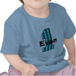 Primera camisa del muchacho del cumpleaños de Argy