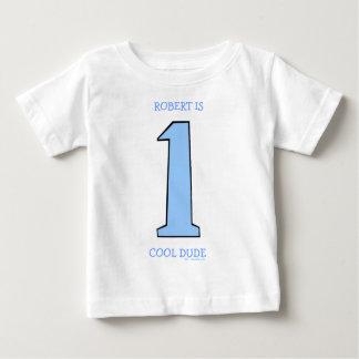 Primera camisa divertida del cumpleaños para su