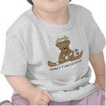 Primera camiseta del navidad del bebé