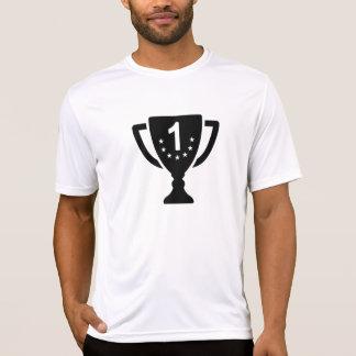 Primera camiseta del trofeo del lugar