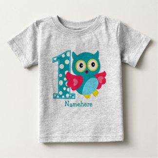 Primera camiseta modificada para requisitos