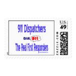 primera copia real de los respondedores 911 franqueo