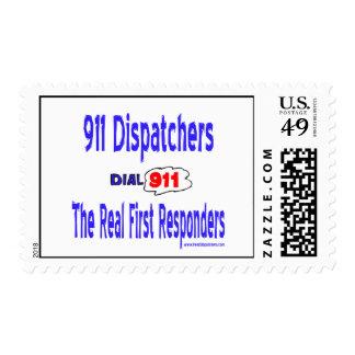 primera copia real de los respondedores 911 envio