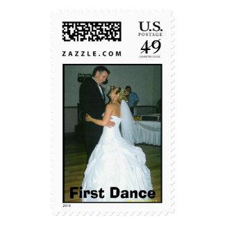 Primera danza sellos