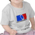 Primera división Geocacher Camisetas
