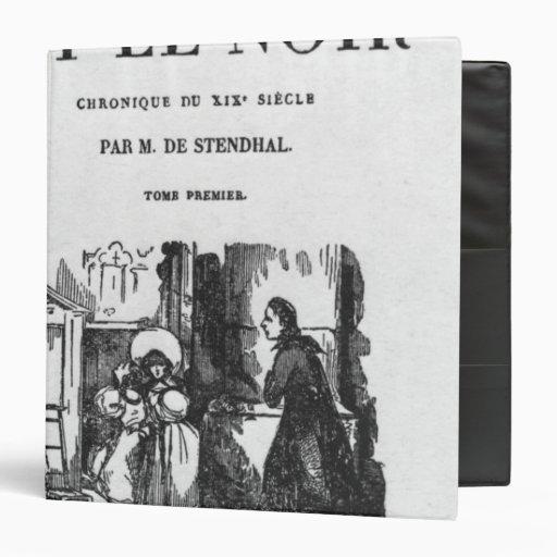 Primera edición 'del rojo y del Black