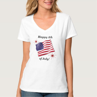 Primera Enmienda 4ta de la camisa de julio
