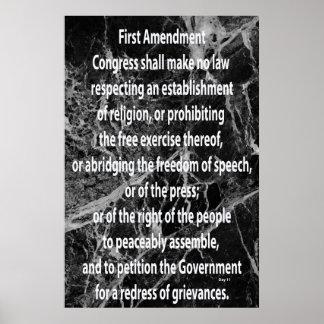 Primera Enmienda Impresiones
