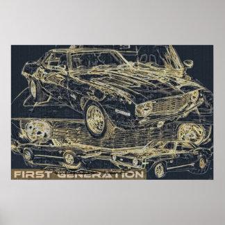 Primera generación posters