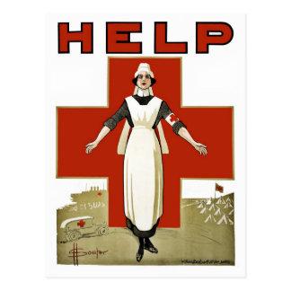 Primera Guerra Mundial australiana del vintage de  Tarjetas Postales