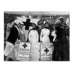 Primera Guerra Mundial de la estación de reclutami