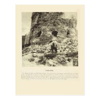 Primera Guerra Mundial,    fortaleza Seddul-Bahr Postal