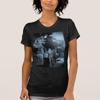Primera Guerra Mundial locomotora de Rosies de la T Shirt