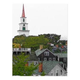 Primera iglesia congregacional - APARIENCIA Postales