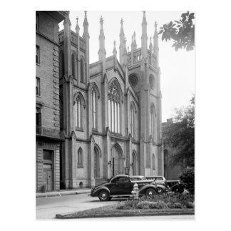 Primera iglesia presbiteriana, New Orleans, los Postales