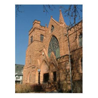 Primera iglesia presbiteriana postal