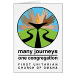 Primera iglesia unitaria de Omaha Felicitacion