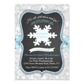 Primera invitación de ONEderland del invierno del