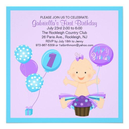 Primera invitación del cumpleaños del choque del c