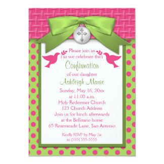 Primera invitación santa IMPRESA de la Invitación 11,4 X 15,8 Cm