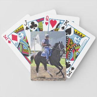 Primera jornada en el balneario baraja cartas de poker