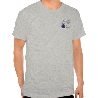 Primera misión A-12 Camisetas