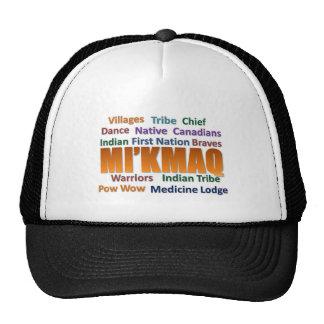 Primera nación de Mi'kmaq Gorro De Camionero