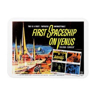 """""""Primera nave espacial en imán de Venus"""""""