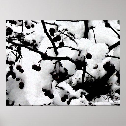 Primera nieve impresiones
