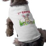 Primera Pascua del bebé Camiseta De Mascota
