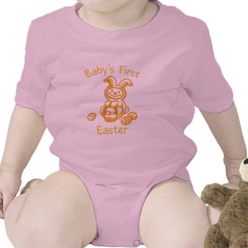 Primera Pascua del bebé Camiseta