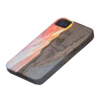 Primera puesta del sol del día Case-Mate iPhone 4 protector