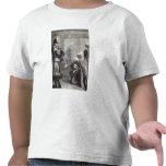 Primera reunión de Edward IV y de señora Elizabeth Camisetas