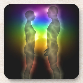 primera reunión de los chakras gemelos de las alma posavaso