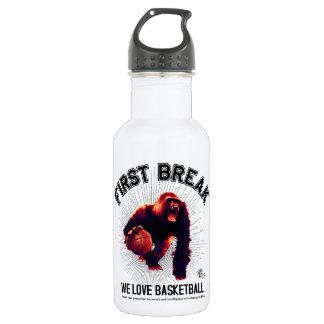 Primera rotura, baloncesto del amor, gorila que
