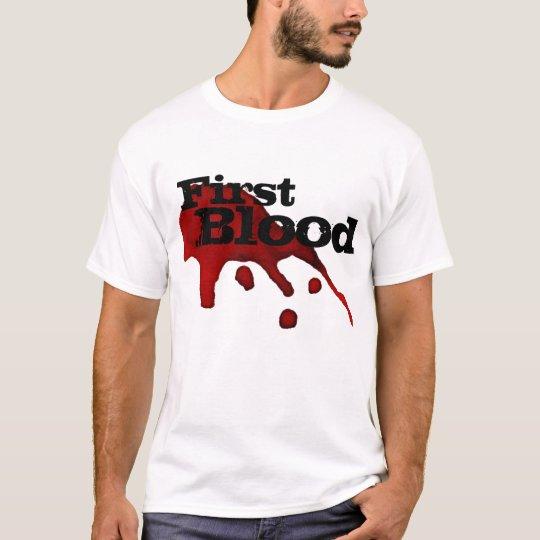 Primera sangre playera