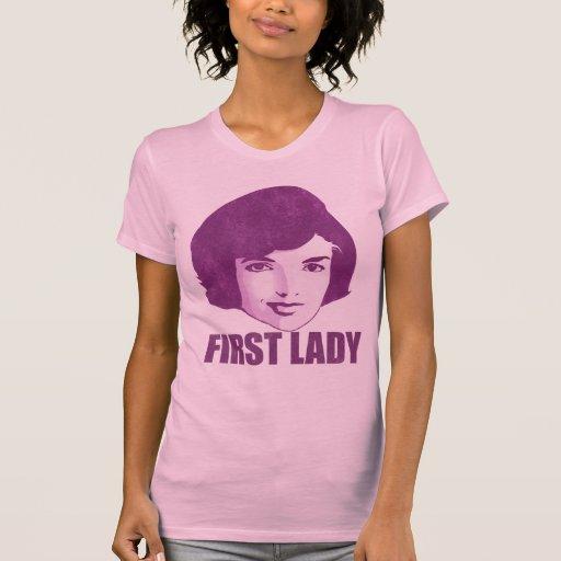 Primera señora Jackie O T-Shirt