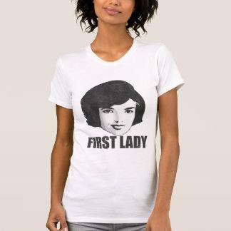 Primera señora Jackie O T-Shirt Playera