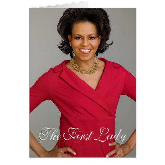 Primera señora Michelle Obama