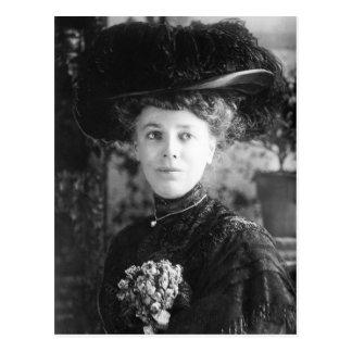 Primera señora Nellie Taft Postales