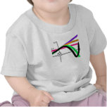 Primera serie de Taylor del bebé Camiseta