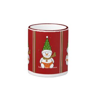 primera taza del navidad