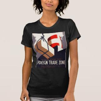Primera zona de comercio exterior remera