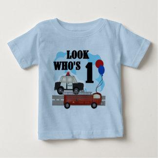 Primeras camisetas y regalos del cumpleaños de los