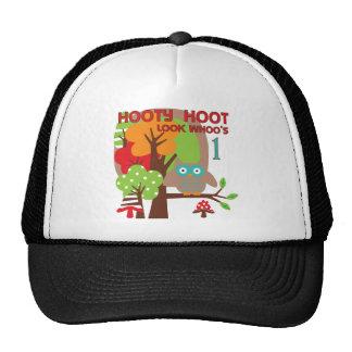 Primeras camisetas y regalos del cumpleaños del gorras