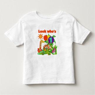 Primeras camisetas y regalos del cumpleaños del playeras